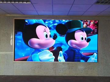 Pixel HD Led Video Wall Efek TV Kecil Slim Seamless Stitching