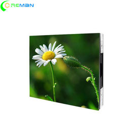 512x512mm LED Display Cabinet, P4 SMD Inside Full Color LED Display Ringan